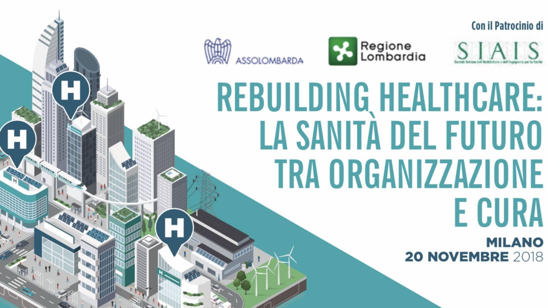 REBUILDING HEALTHCARE