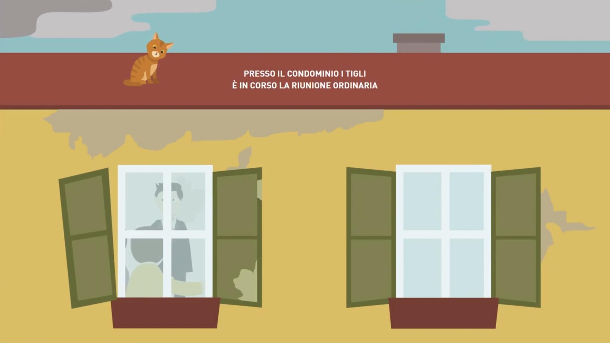 REbuilding network e il condominio