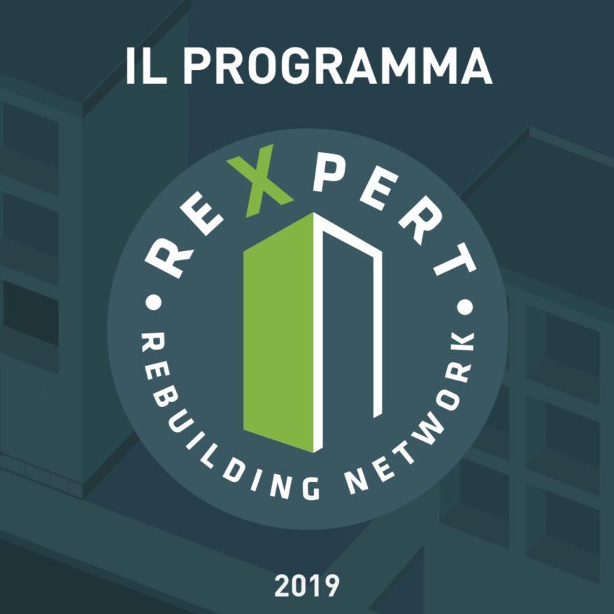 Copertina programma RE-Xpert