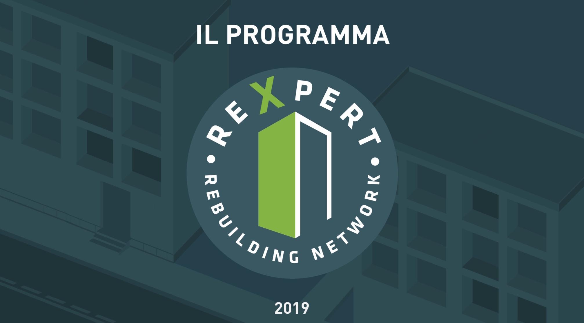 Formazione RE-Xpert 2019