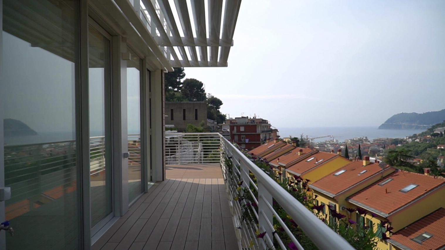 Residenza Emerald ad Alassio: progettare la sostenibilità con la progettazione integrata REbuilding network