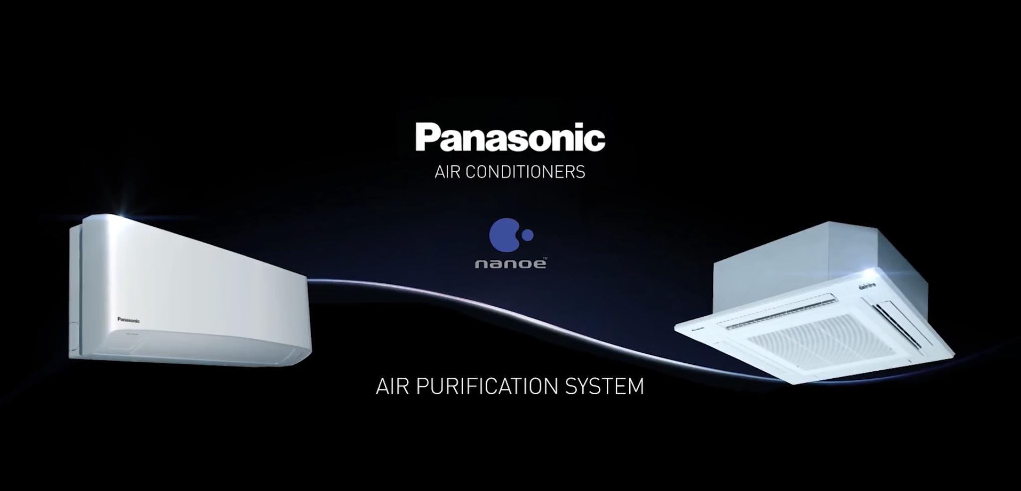 Panasonic NanoeX