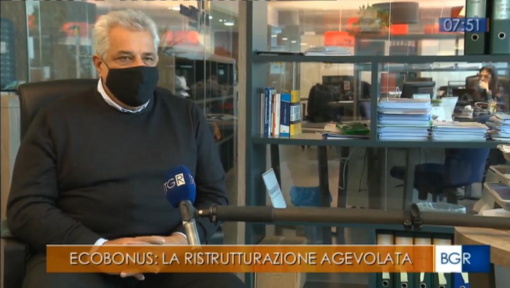 Alessandro Ponti su Tg3 Buongiorno Regione Lombardia