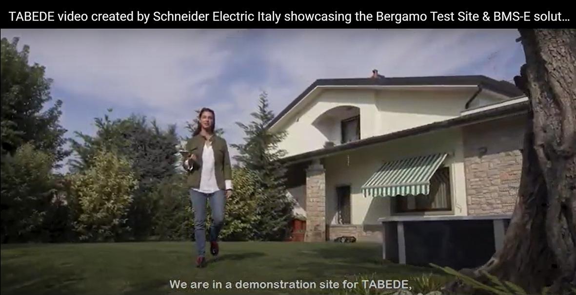Schneider Electric e Atag protagonisti nel progetto Tabede