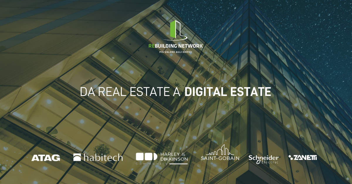 Da real estate a digital estate